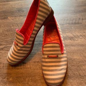 Sperry Pennington stripe loafer